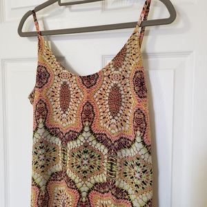 Maxi Beach Dress Low Back Forever 21 Size …